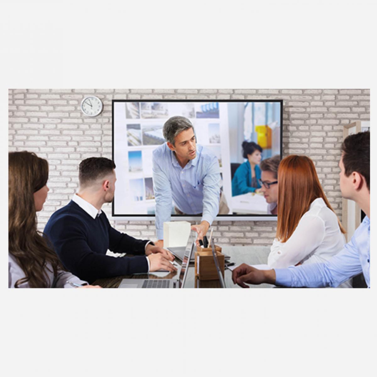 Visioconférence réunion